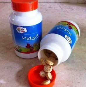 harga clover honey dan kids3