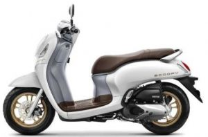 Harga Honda Scoopy All Series