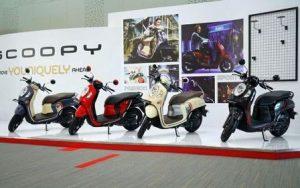 Harga Motor Honda Scoopy Terbaru