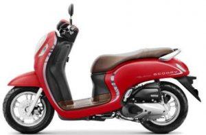 Varian Warna Honda Scoopy Terbaru