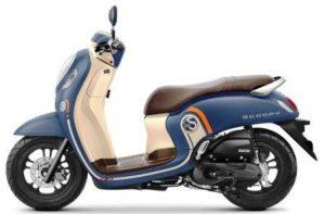 Warna Honda Coopy Terbaru