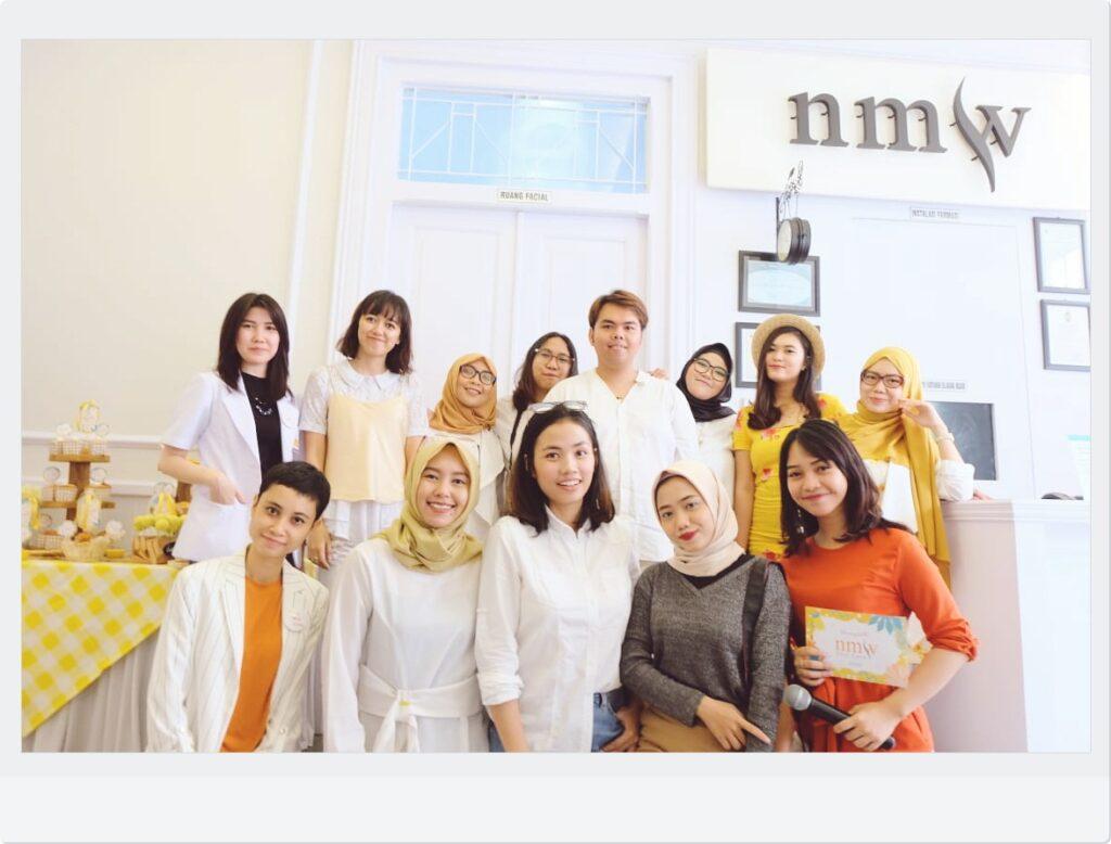 Harga Perawatan dan infus whitening di NMW