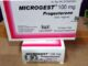 harga microgest 100 mg di apotik