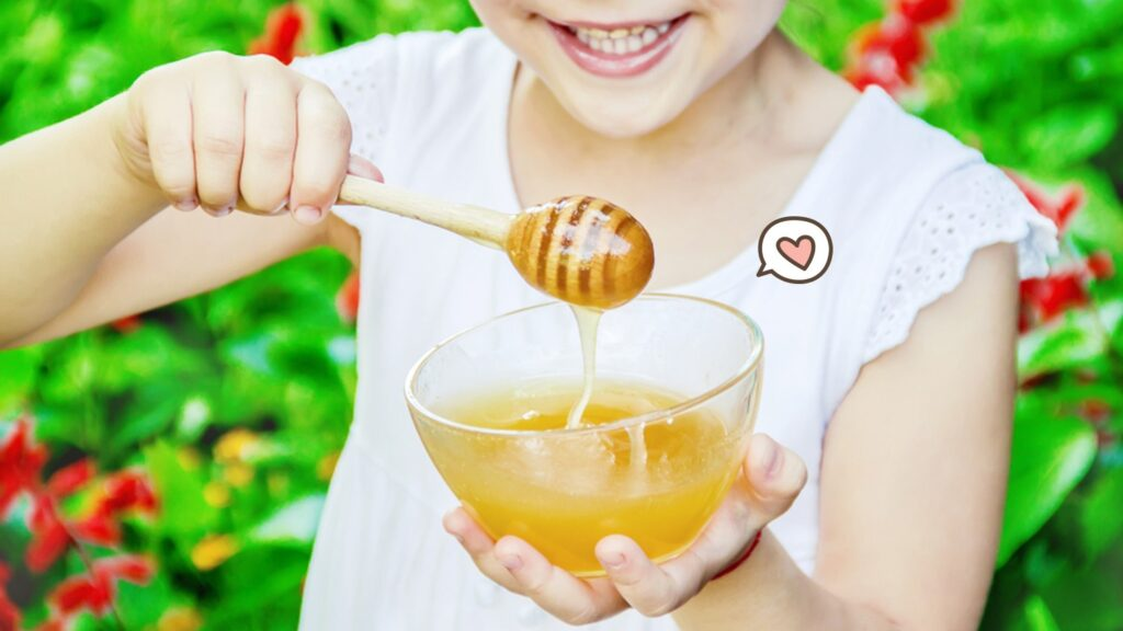cara minum madu yang baik