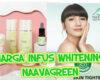 Harga Infus Whitening di Naavagreen