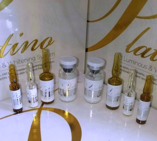Infus Whitening Gold